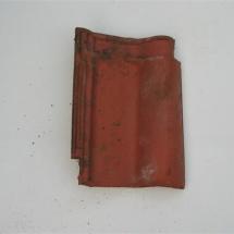 Klein Romaans (rood)