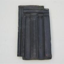 Vlakke Mulden (blauw gesmoord, 3-kops sluiting)